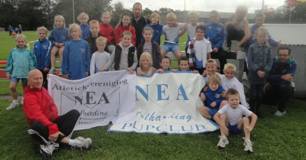NEA pupillen in competitiefinale 2011